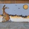 Kim Ramey Pembroke Pines 14x40 Acrylics $310