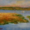 Apalachicola Marsh by Sylvia Rozell 8x10 unframed $75
