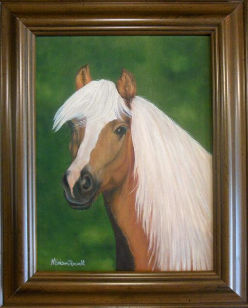 Sofie by Miriam Rowell 17x21 $225