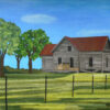 JoAnn Camp The Homplace 24x30