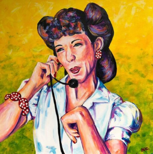 Thea McElvy One Ringy Dingy Lily Tomlin