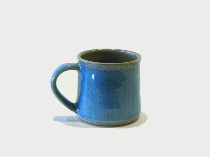 Allen Gee Coffee Mug blue