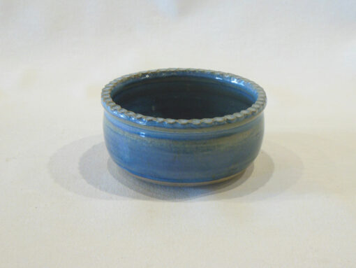 Allen Gee little bowl with edge indentes