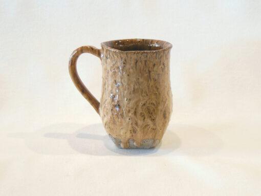 Andrea Faye Coffee Mug Sand Color