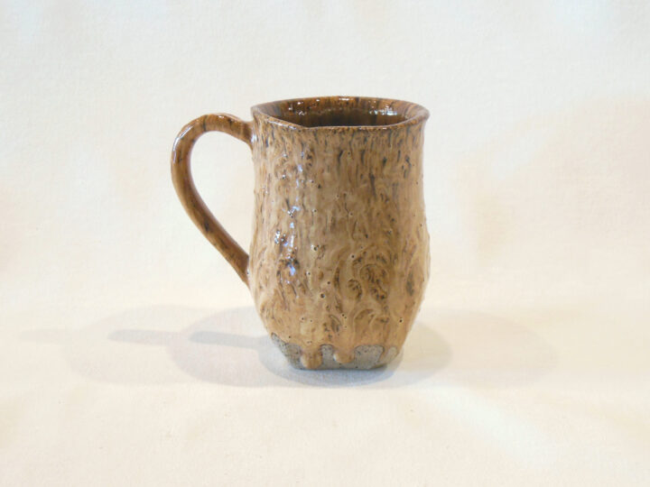 Andrea Faye Coffee Mug Sand Color