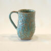 Andrea Faye Coffee Mug light green