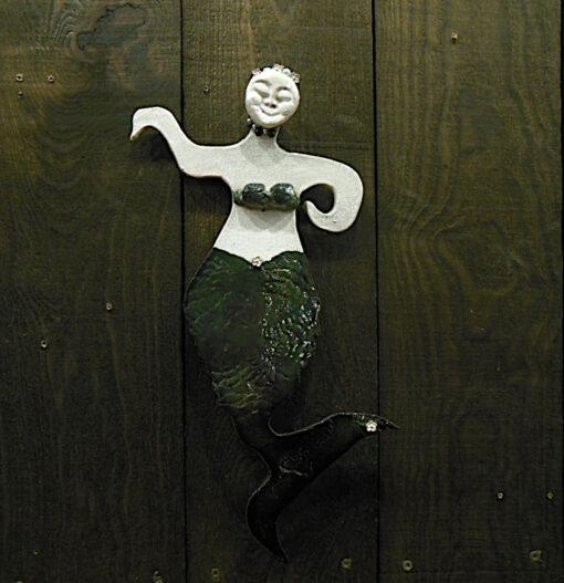 Andrea Faye Genoveve Mermaid