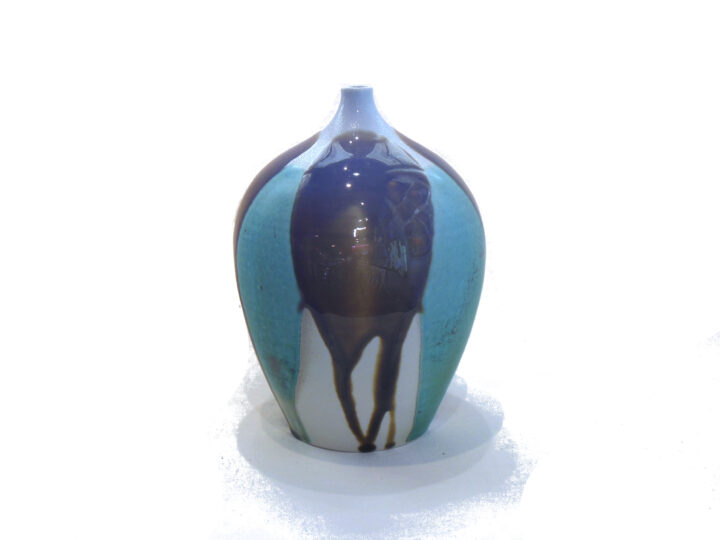 Jennifer Stott Multicolored Jar