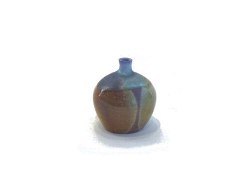 Jennifer Stott Small Vase earth tones