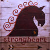 Keith Moore Strongheart 28x30