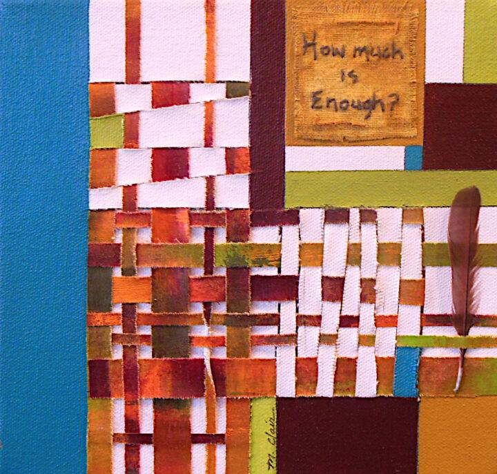 Melinda Clair Enough 8x8