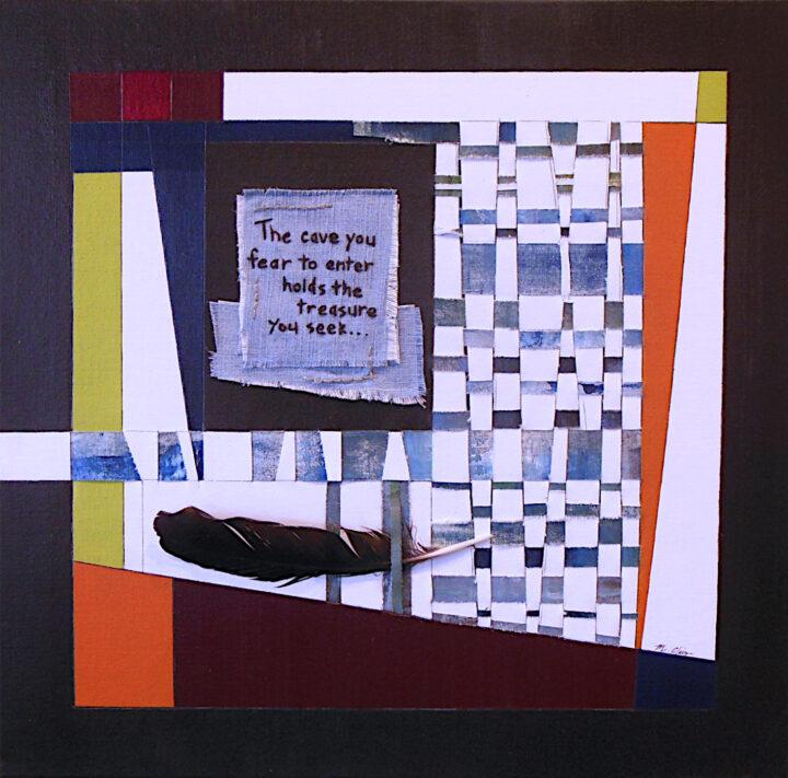 Melinda Clair The Treasure 16x16