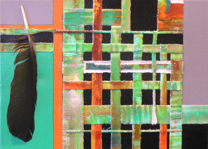 Melinda Clair Veronese Green 9x12