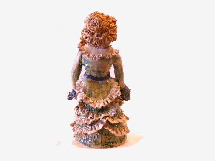 Marilyn Austin Victorian Lady Back
