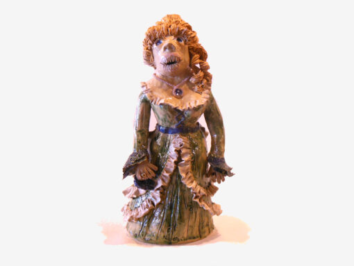 Marilyn Austin Victorian Lady Front