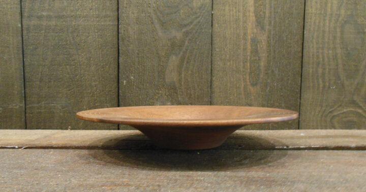 Mahogany Plate Dark 3 by Ken Lever