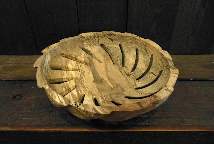 Pinwheel Sycamore by Ken Lever