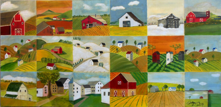 Barns are Noble by Michael Ottensmeyer