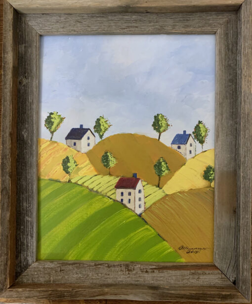 Rolling Hills #2 by Michael Ottensmeyer