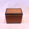Full size recipe box by Mike Riedel top closed