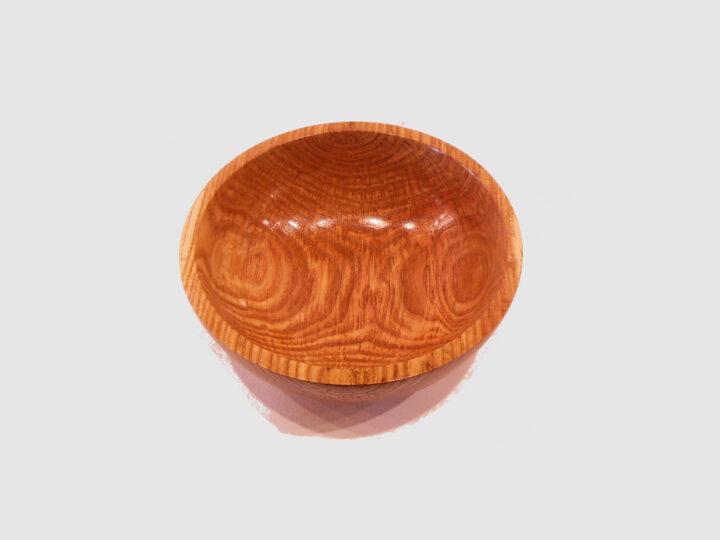 Honey Locust Bowl 2 by Harold Lawrence top HL24