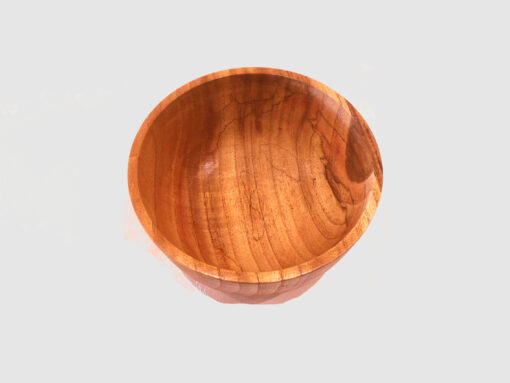 Mimosa Tall Bowl by Harold Lawrence top HL79