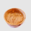 Spalted Willow Bowl by Harold Lawrence top HL07