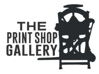 Print Shop Gallery Logo